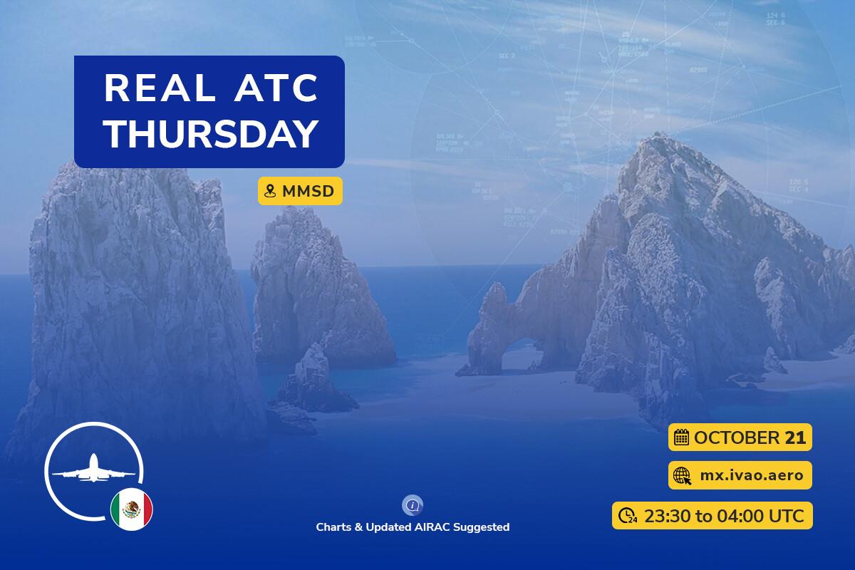 [MX] REAL ATC THURSDAY MX